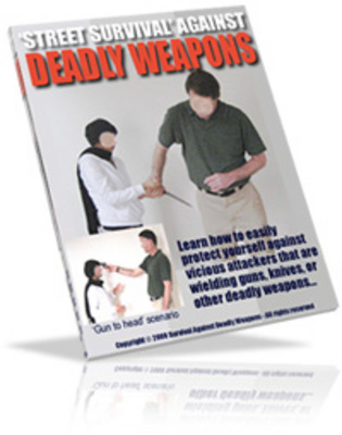 Product picture Self Defense Tactics with Resale Rights!